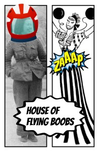house of flying boobs